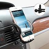 Avolare® Handyhalterung Halter Auto Lüftung Lüftungsschlitz Belüftung Universale Autohalterung...