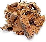 0,5kg schöne, saubere Korkstücke bzw. Korkreste zum Beknabbern, Basteln, Dekorieren oder für...