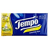 Tempo Taschentücher Plus, 4-lagige Papiertücher in bewährter Tempo Qualität mit Aloe Vera und...