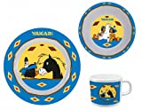 p:os handels 68011 - Yakari Frühstücksset, 3-teilig