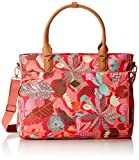 Oilily Damen Office Bag Laptop Tasche, Pink (Pink Flamingo), 13 x 30 x 39 cm