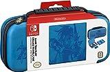 ASL Switch Tasche Travel Case Zelda NNS42 Offiziell lizenziert blau (Nintendo Switch)