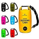 Dry Bag / wasserfester Packsack erhältlich in 2 / 5 / 10 / 20 / 30 / 40 Liter : »Seemann«...