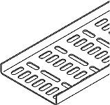 BETTERMANN Kabelrinne 15x50x2000mm, ST, TFVZ MKR 15 05