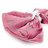 Lumaland Baby Baumwolldecke Erstlingsdecke schadstofffrei perfekte Größe für Säuglinge 100%...