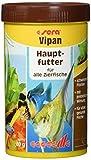 Sera 00150 vipan 250 ml - der Klassiker - Hauptfutter für alle Zierfische in Gesellschaftsaquarien,...
