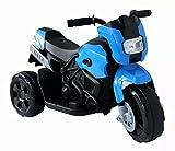 Kinderfahrzeug- Elektro Kindermotorrad - Dreirad - 3 Farben zur Auswahl (Blau)