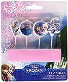 Amscan International Frozen Kerzen-Set