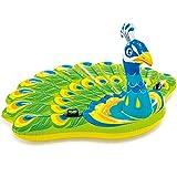 RFVBNM Peacock Mount/schwimmende Reihe/aufblasbarer Schwimmring für Erwachsene/schwimmendes...