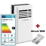 TROTEC Lokales mobiles Klimagerät Klimaanlage PAC 2300 X mit 2,3 kW / 8.000 Btu (EEK:A)...