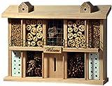 Luxus-Insektenhotels 22625e Eichenholz-Insektenhotel Landsitz Superior, fertig gebautes...