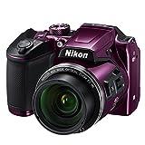 Nikon Coolpix B500 Kamera pflaume