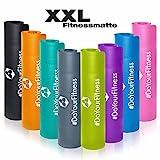 #DoYourFitness XXL Fitnessmatte »Ashanti«/dick und weich, ideal für Pilates, Gymnastik und Yoga,...