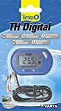 Tetra TH Digital Thermometer (für alle Aquariengrößen, für die einfache und sichere Messung der...