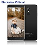 Smartphone ohne Vertrag, Blackview A10 Android 7.0 günstiges Smartphone, 5 Zoll HD Display 3G Dual...