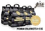 Kohlemanufaktur Premium Grillbriketts (4 x 5 kg)