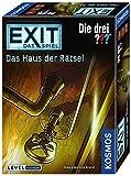 KOSMOS Spiele 694043 -' EXIT - Spiel: drei ??? - Haus Rätsel' Brettspiel