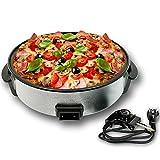 Elektropfanne XXXL Pizzapfanne Partypfanne Multipfanne 42 cm+ 11 cm tief