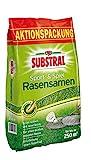 Substral Rasensamen Sport und Spiel - Schnell keimende strapazierfähige Saatmischung - 5 kg für...