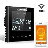 FLOUREON Wlan Thermostat Smart Raumthermostat Heizkörperthermostat Heizungsthermostat, Digital...