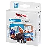 Hama Klebepunkte doppelseitig (300 Stück, 6 mm Durchmesser, 2-seitig selbstklebend, säurefrei)...