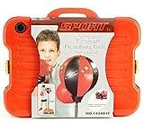 Kings Sport Kinder Box Set Punching Ball mit Boxhandschuhen portable