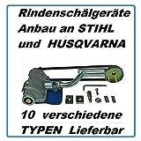 Uzman-Versand 3590 Entrindungsgerät, für Husqvarna 357 359 und Jonsered JNS 2156 2159 Entrinder...