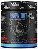 GYM-NUTRITION — DRAW OUT HARDCORE PUMP BOOSTER   Extreme Pre workout Ohne Koffein   Hochdosiert  ...