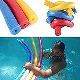 Zantec Schwimmen Pool Nudel Flexible Bunte Schaumstoff Pool Nudeln als Schwimmen Schwimmende...