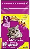 Whiskas Senior Katzenfutter Huhn, 7 Packungen (7 x 350 g)