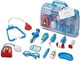 Deceny CB Arztkoffer Set Doktor Spielzeug Arzt Spielset für Kinder Arztköfferchen Set Doktorkoffer...