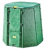 Juwel Komposter AEROQUICK 890 XXL, Kunststoff Thermokomposter für Küchen- und Gartenabfälle, ca....