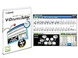 Roland DT-1 V-Drums Tutor Software