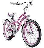 BIKESTAR Premium Sicherheits Kinderfahrrad 20 Zoll für Mädchen ab 6 - 7 Jahre  20er Fahrrad für...