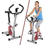Imposes Fitnessbike Sport Ergometer Heimtrainer Fahrradtrainer Hometrainer Trainingsgerät...