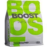 BOOST - Pre Workout Booster mit BCAA, L-Citrullin, Koffein usw. - mehr Pump, Energie und Ausdauer...
