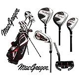 MacGregor CG-1900X Herren Golf Komplett-Set & Tasche