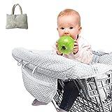 Morningtime Einkaufswagenschutz für Baby Kissen Hochstuhl Verstellbare Tragbare Kleinkinder...