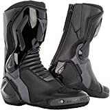 Dainese Nexus Out WP Boots schwarz/anthrazit, 44