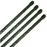 Pflanzstäbe grün Ø 11 x 1200 mm (10 Stück)