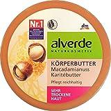 Körperbutter Macadamia