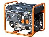 Rotek Benzin Stromerzeuger GG4-1A-3400-HZ (3,4 kVA / 2,8kW 230V 50Hz 1-phasig)
