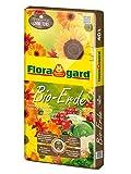 Floragard Bio-Erde ohne Torf 40 L • natürliche Universalerde für  Zimmer-, Balkon-,...