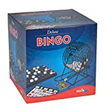 Noris Spiele 606108011 - Deluxe Bingo