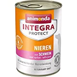 animonda Integra Protect Nieren mit Schwein | Diät Hundefutter | Nassfutter bei chronischer...