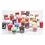 Yankee Candle Votive Samplers x10 MIXED by Yankee Candle