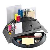 Herlitz 1601350 Big Butler V Schreibtischbox (Kunststoff mit Klebefilm/abroller, Anspitzer,...