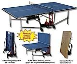 Tischtennisplatte 'Outdoor',wetterfest, original Turniermaße, TÜV geprüft, unempfindlich gegen...