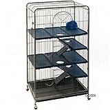 Perfect Käfig für Ratten, Frettchen und Chinchillas