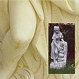 Garten-Statue cm54h in den verschiedenen Farben antichizzata